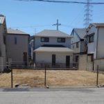 武庫之荘三丁目 売土地【約77.82坪あります】